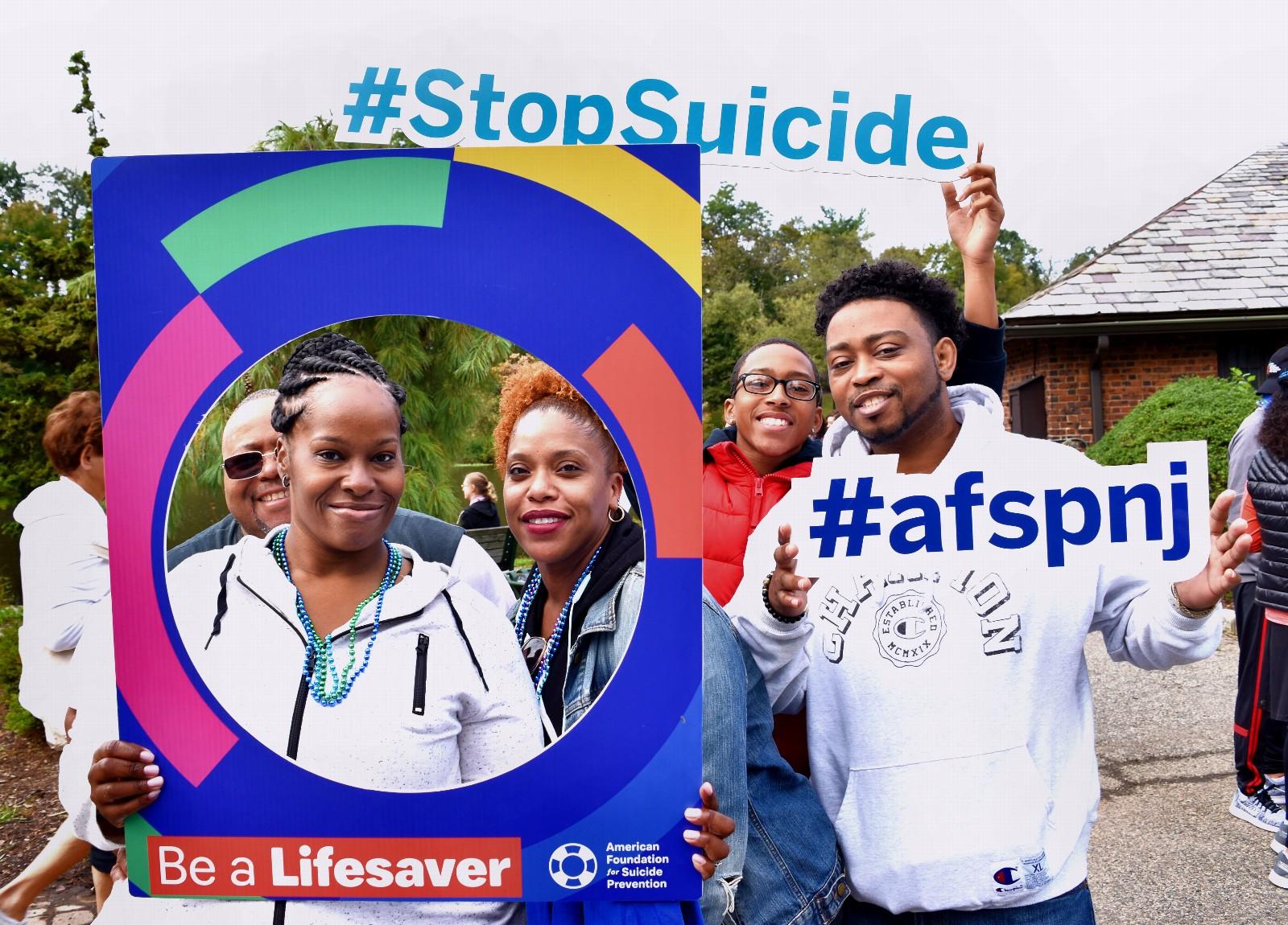 Stop Suicide - AFSP New Jersey