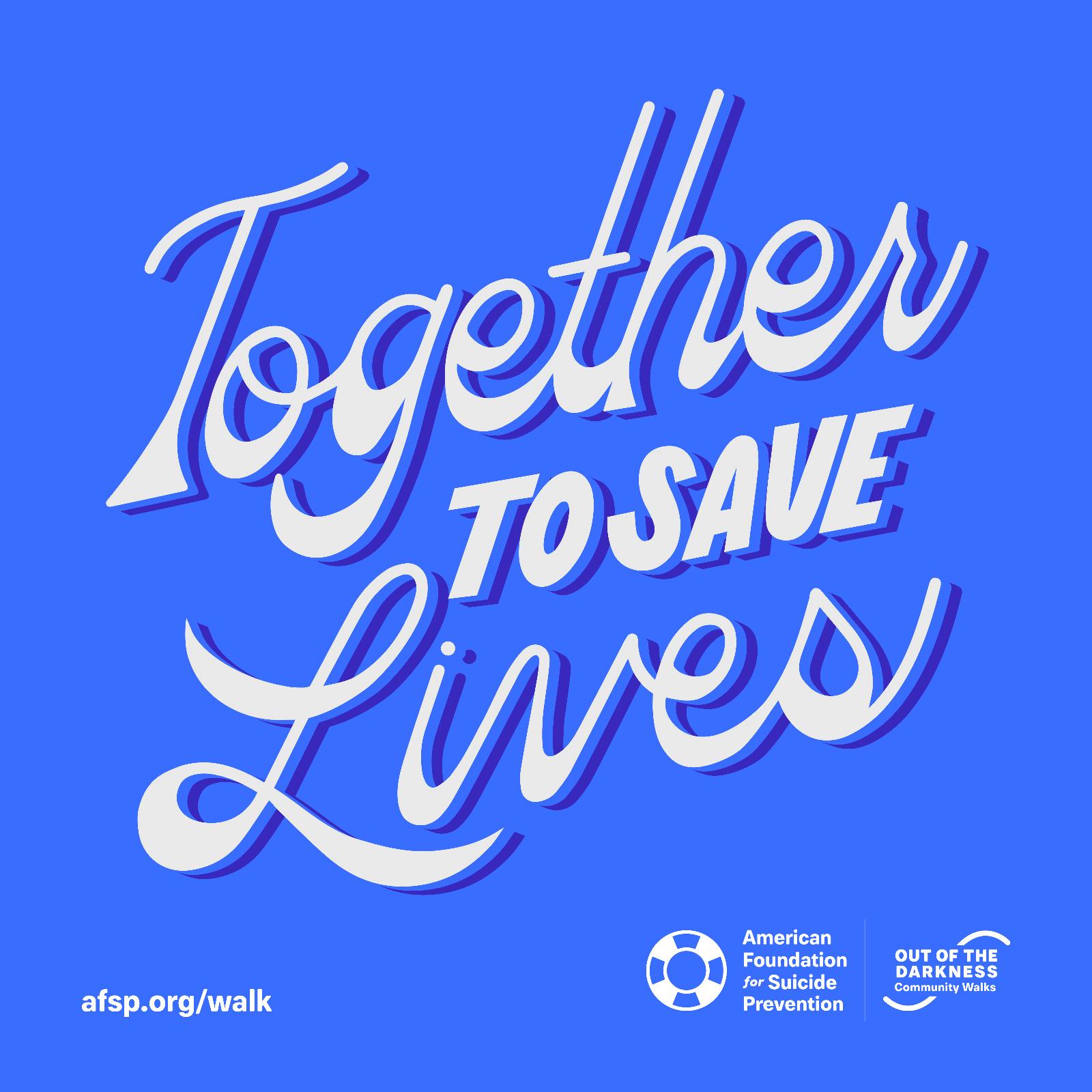 Together To Save Lives