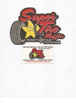 Super Tire & Muffler, Northstar Towing