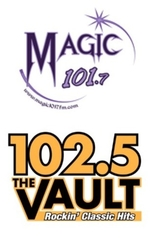 Magic 1017 & 1025 The Vault GM Broadcasting