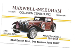 Maxwell-Needham Collision Center