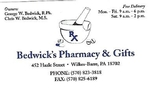Bedwick's Pharmacy & Gifts