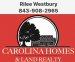 Rilee Westbury Realtor, Carolina Homes & Land Realty
