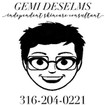 Gemi Deselms, Independent Skin Care Consultant