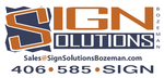 Sign Solutions - Bozeman
