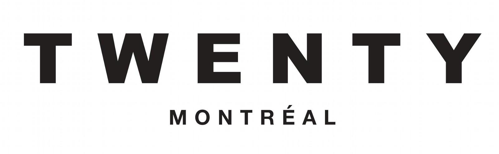 Twenty Montreal Logo