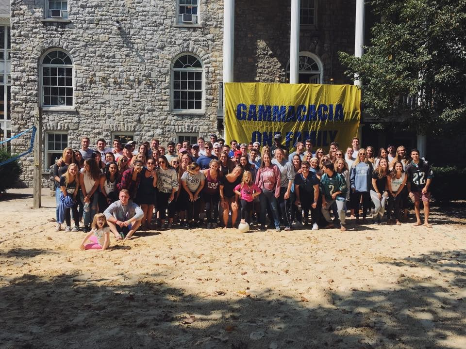 914d15a0a29 Gamma Phi Beta is a Greek Organization that works tirelessly with our  partners, Acacia, each year to benefit THON. With the generous support of  our large ...