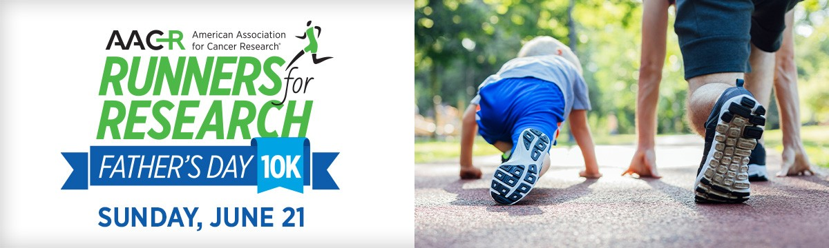 2020 AACR Father's Day Virtual 10K