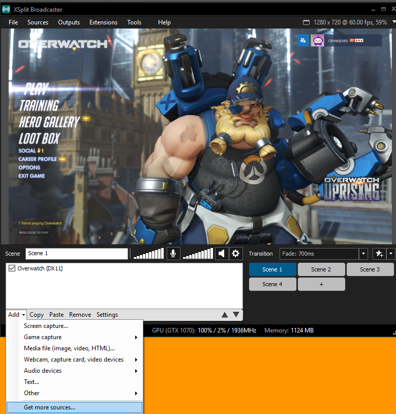 How to Add Pop Ups with XSplit Broadcasts
