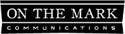 On The Mark Communications Logo