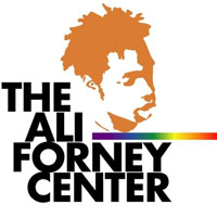 Image result for ali forney center logo