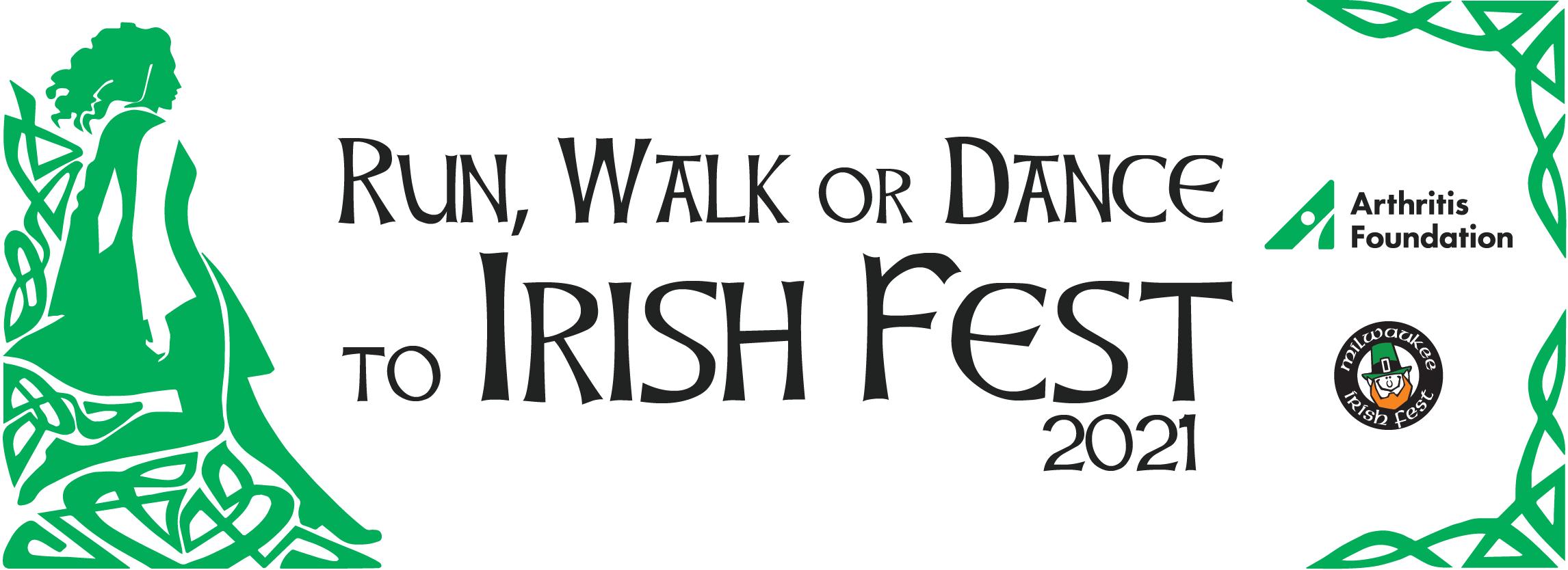 2021 Run/Walk to Milwaukee Irish Fest