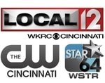 Local 12 WKRC*CW Cincinnati*STAR 64 WSTR