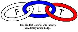 The Grand Lodge I.O.O. F Of New  Jersey