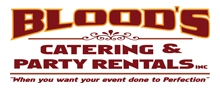Bloods Catering and Party Rentals