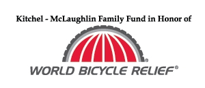 Kitchel-McLaughlin Family Fund in honor of World Bike Relief