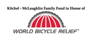 Kitchel McLaughlin Family Foundation for World Bike Relief