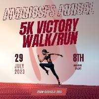 Amanosi's Sixth Annual 5K Walk/Run: Saturday, July 31, 2021 profile picture