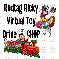 Redtag Ricky Virtual Toy Drive Campaign profile picture