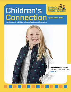 Children's Connection Spring 2020 Issue