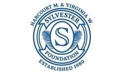 Harcourt M & Virginia W Sylvester Foundation Logo