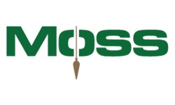 Moss construction logo