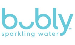 bubly sparkling water logo
