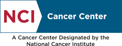 NCI Cancer Center Designation logo