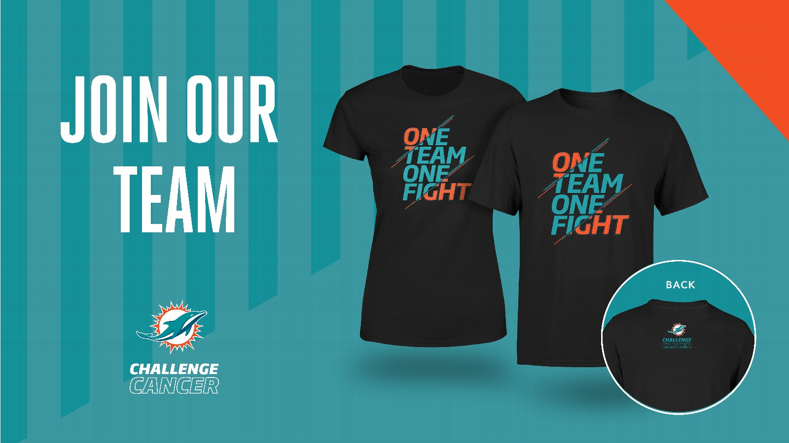 One Team One Fight shirt graphic 1600 900