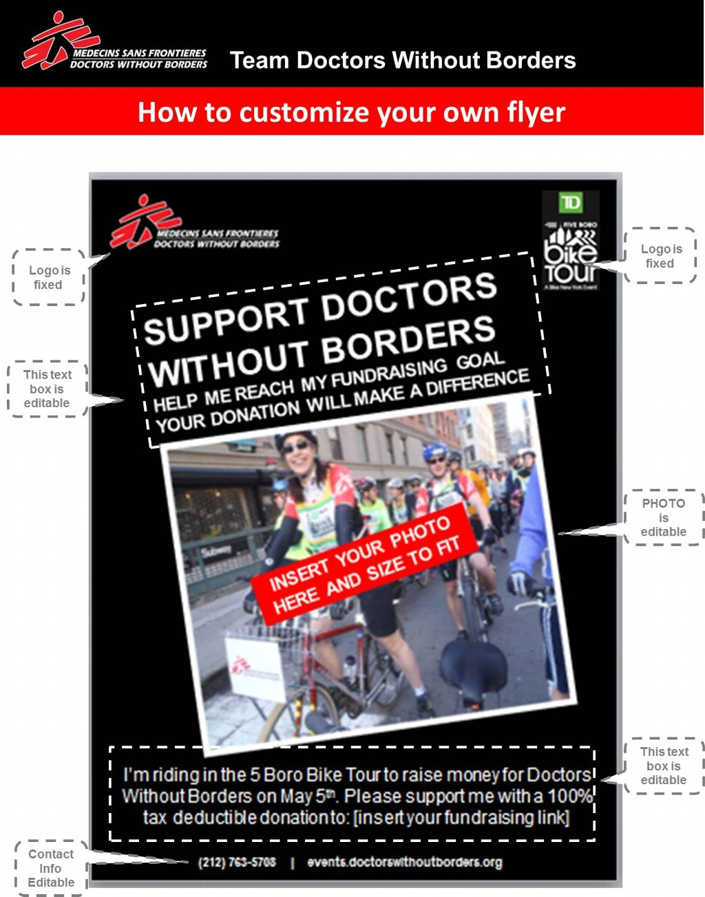 Doctors Without Borders Events