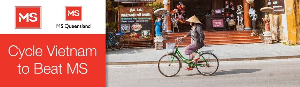 MS Cycle Vietnam to Beat MS