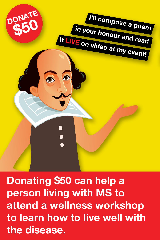 Donate $25