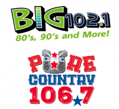 BIG 102.1 / Pure Country 106.7