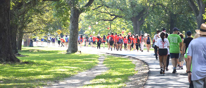 Come walk in the 30th Annual Walk to End HIV
