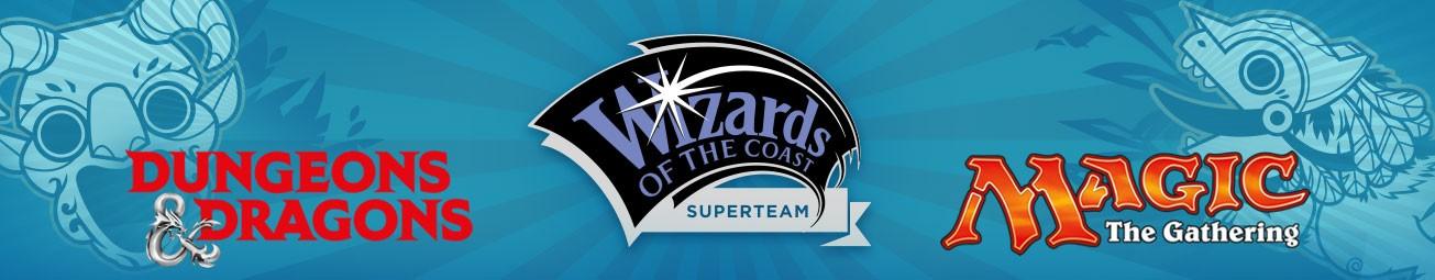 Wizards of the Coast | Extra Life Super Team