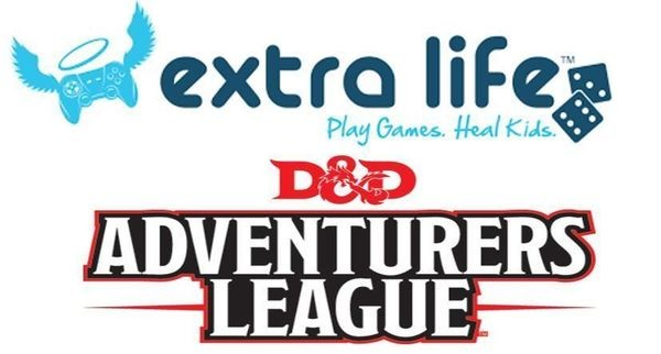 Image result for D&D extra life banners
