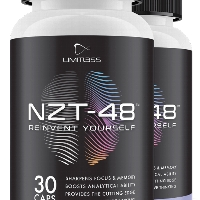 NZT-48 Limitless Pill profile picture