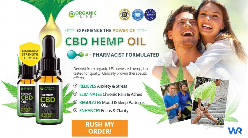 Organic Line CBD Oil UK Official Website : This Safe and Effective Formula  For Pain Relief! | homify