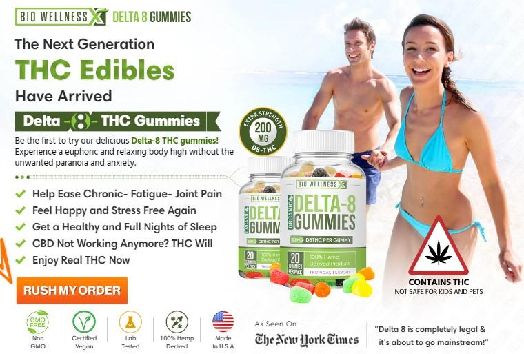 BioWellness Delta 8 Gummies – Do BioWellness Delta 8 Gummies...