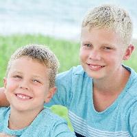 Joseph & James Go GOLD for Pediatric Cancer profile picture