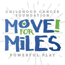 Move for Miles Childhood Cancer Foundation