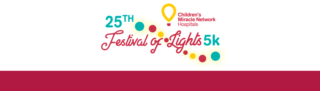 25th Annual Festival of Lights Virtual 5K