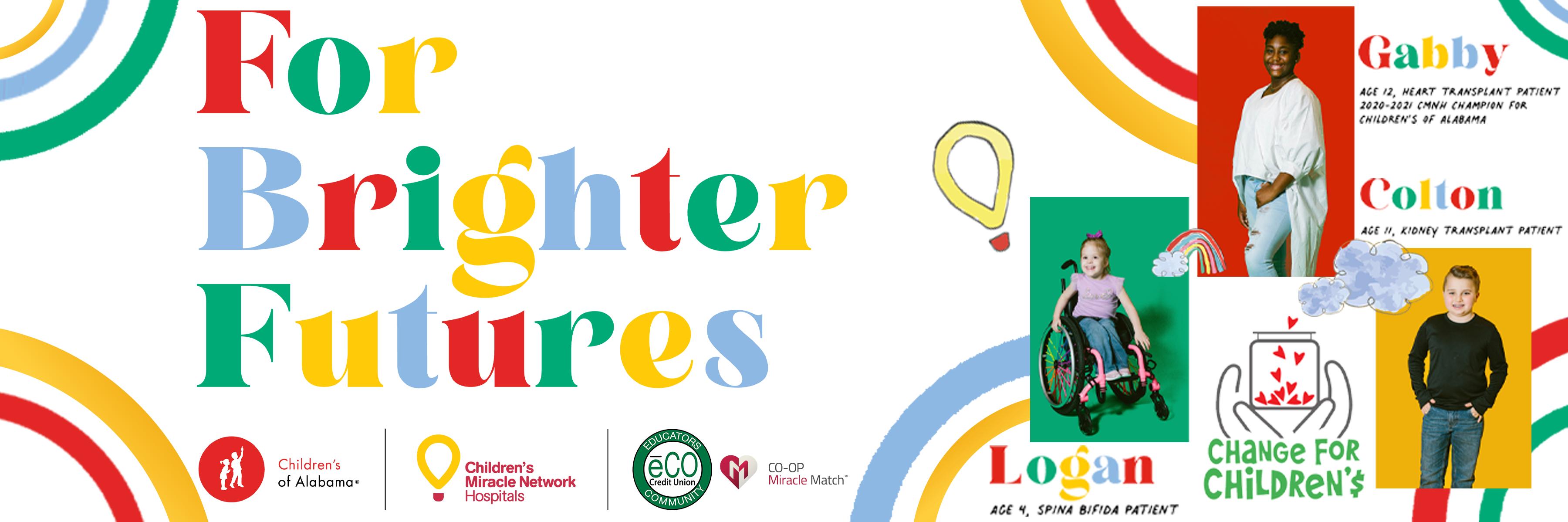 eCO Credit Union Change for Children's Campaign
