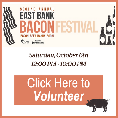 East Bank Bacon Festival Volunteers