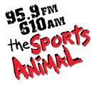 95.9 FM 610 AM The Sports Animal
