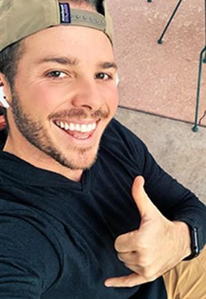 Lobo Cancer Challenge Ambassador Kyle Stepp
