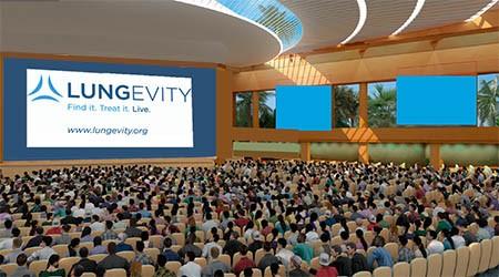 Virtual auditorium at ILCSC