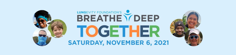 Breathe Deep Together event banner