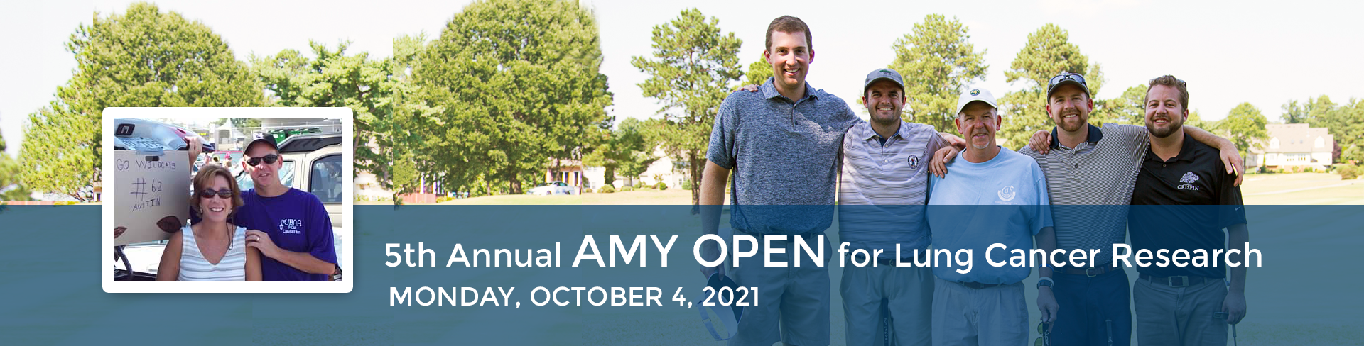 5th Annual Amy Open