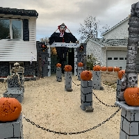Habeck Family Halloween Haunted House photo de profil